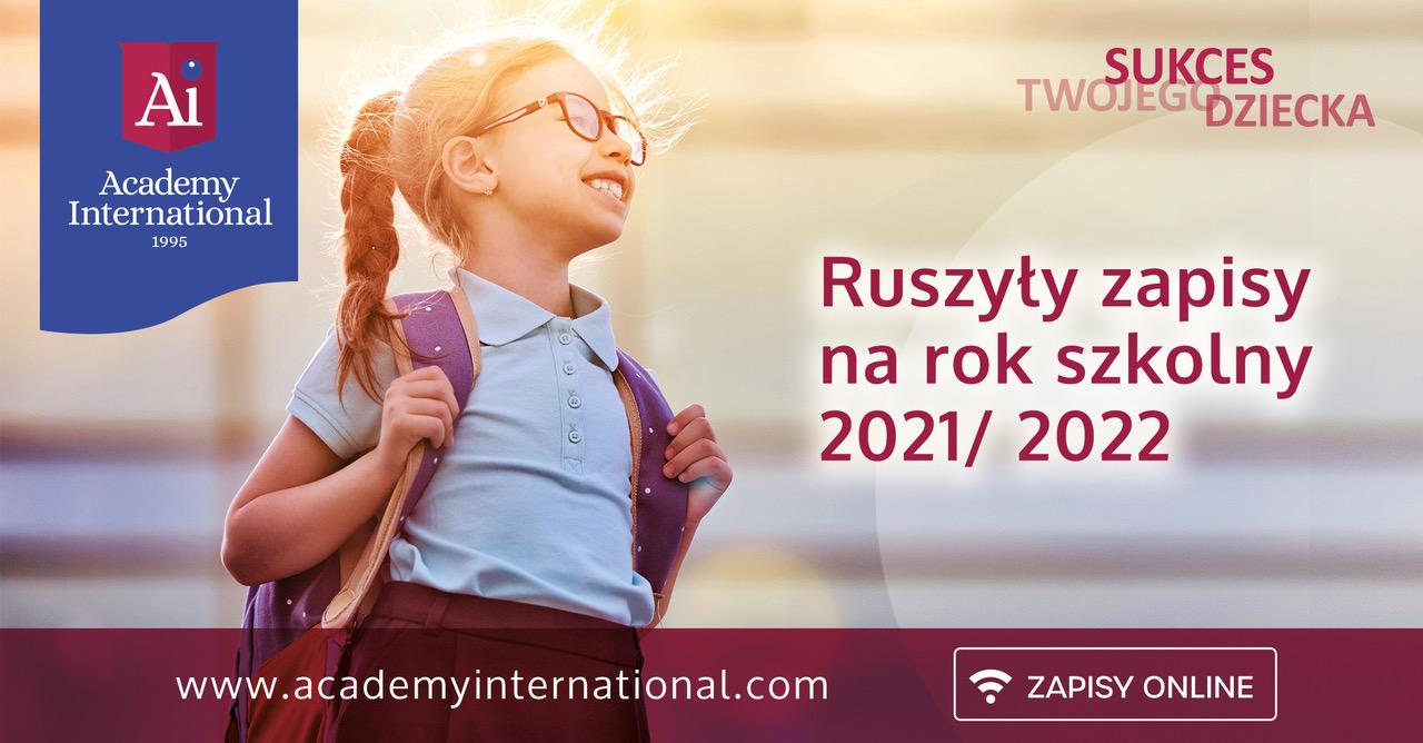 Rekrutacja uzupełniająca w Academy International Karolkowa